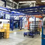 Private Treaty Sale of Robotic Spray Painting Lines