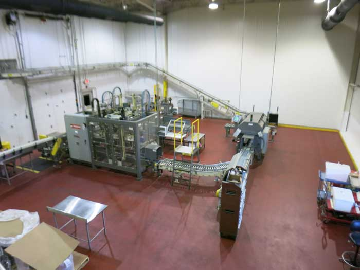Immediate Sale - Auction of Popcorn Production Equipment