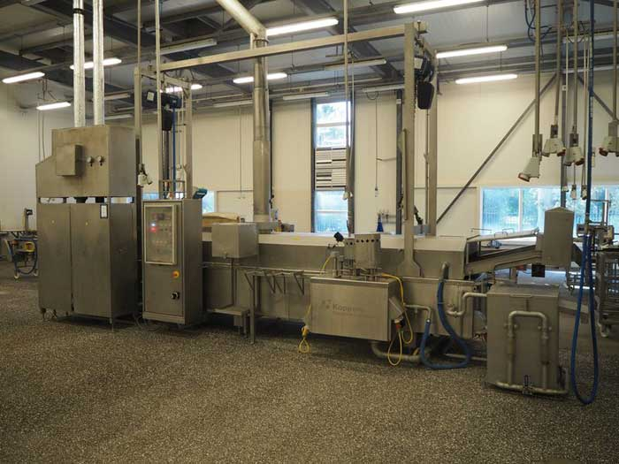 14th October 2020 – European Online Auction of Food Processing Machinery