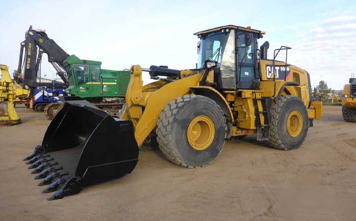 28th – 30th October 2020 – Huge sale of Heavy Machinery from Ritchie Bros, Edmonton