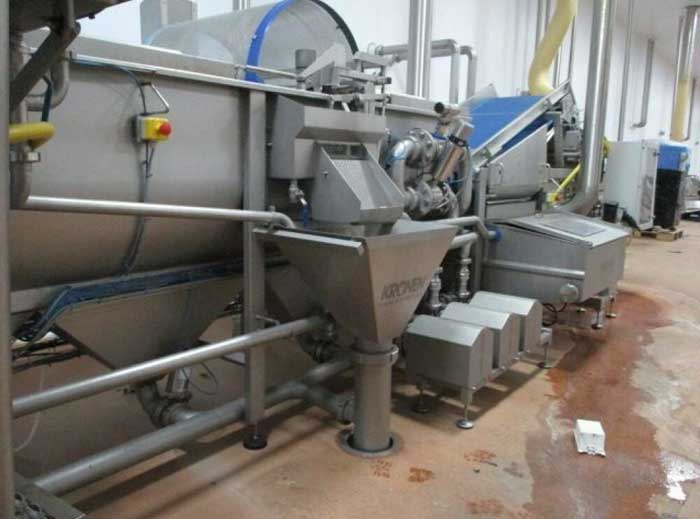 8th December 2020 – UK Based Food Processing Auction