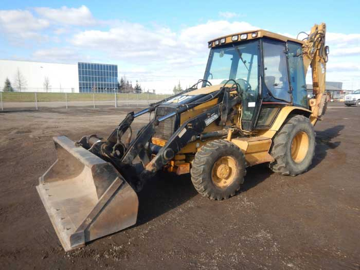 2nd - 4th December 2020 - Huge Canadian Construction Auction
