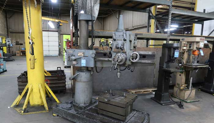 2nd December 2020 - Huge CIA Metalworking Auction