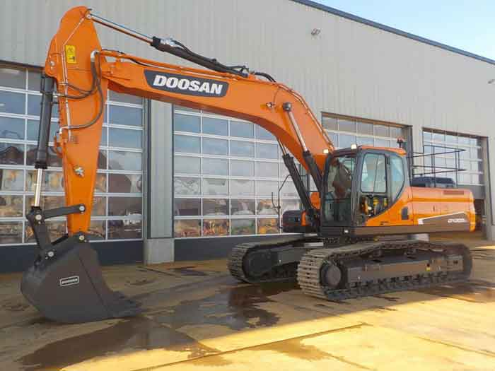 10th - 13th March 2021 - Sale of Heavy Machinery from Euro Auction Leeds Site