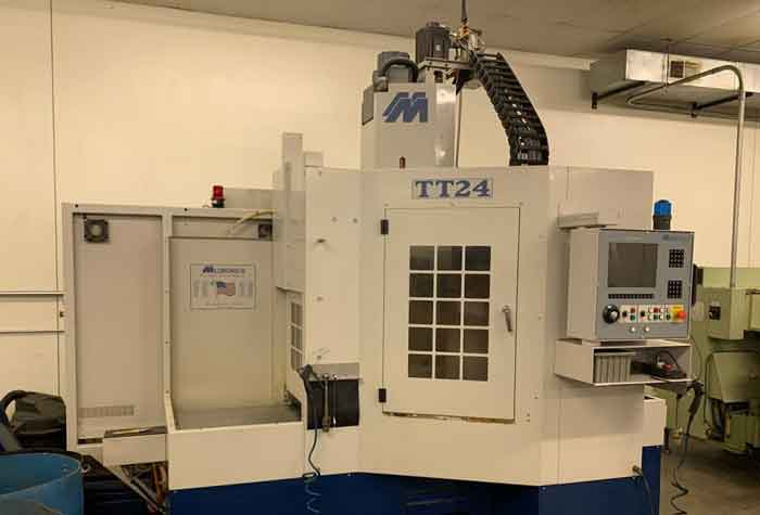 23rd March 2021 – CNC Vertical Machining Centers Auction from Northmont Tool Inc.