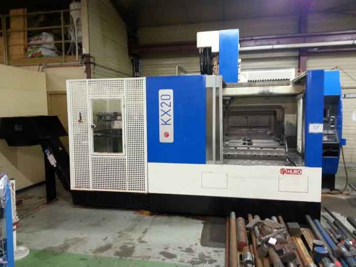 19th May 2021 – CNC Machining Center and Metalworking Equipment Sale