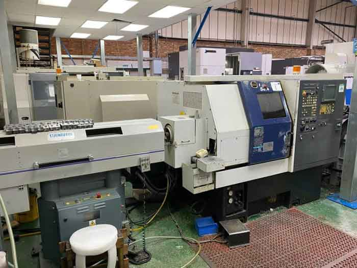 11th August 2021 – Fabrication and CNC Machining Equipment Sale