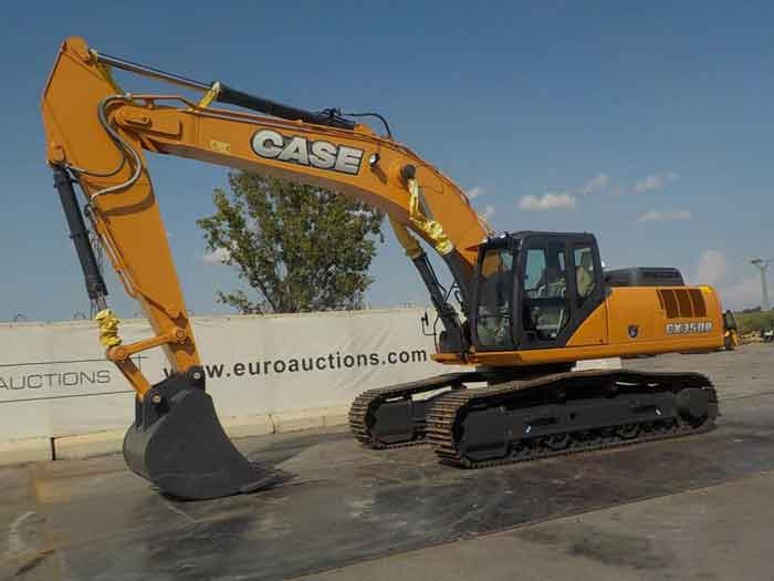 24th March 2021 – Heavy Equipment for Auction from Euro Auctions Zaragoza Facility