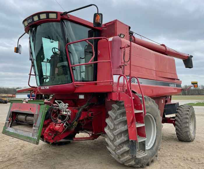 12th May 2021 – Purple Wave Agricultural Machinery Sale