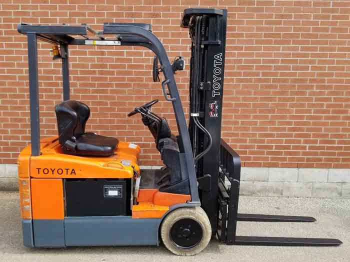 11th May 2021 - Large Forklift and Material Handling Equipment Sale