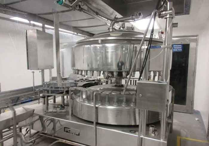 14th May 2021 - Filling, Manufacturing and Production Equipment Sale