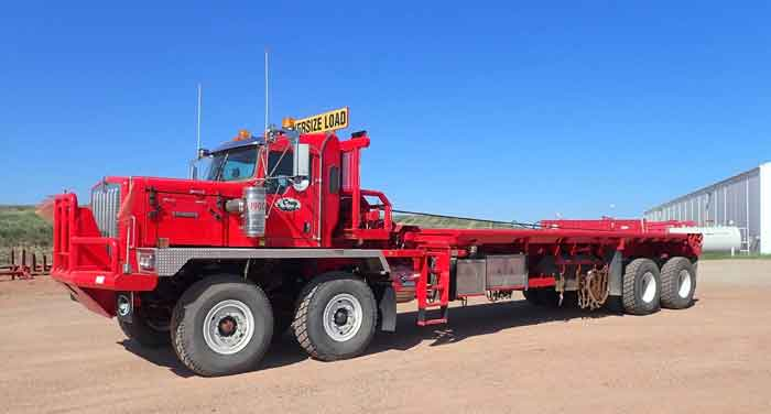 30th July 2021 - Oil Field Services Heavy Equipment Sale