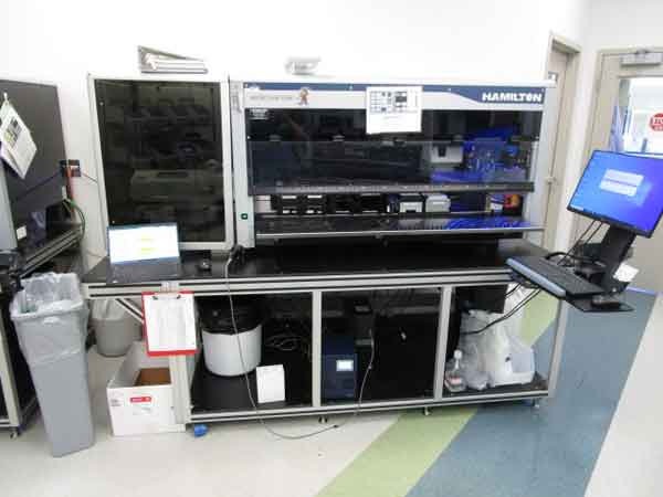 11th August 2021 – Late Model Laboratory Equipment Sale