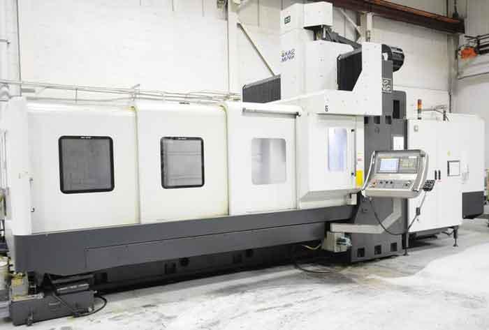 25th August 2021 – Late Model CNC Machining & Fabricating Machine Sale